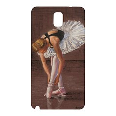 Ballerina Samsung Galaxy Note 3 N9005 Hardshell Back Case