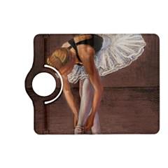 Ballerina Kindle Fire HD 7  (2nd Gen) Flip 360 Case