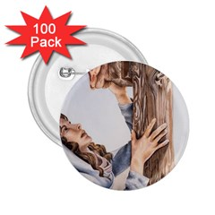 Stabat Mater 2.25  Button (100 pack)