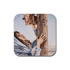Stabat Mater Drink Coasters 4 Pack (Square)