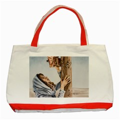 Stabat Mater Classic Tote Bag (red)