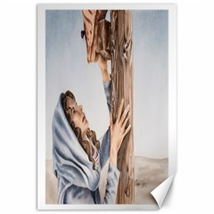 Stabat Mater Canvas 20  x 30  (Unframed)