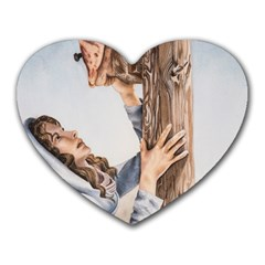 Stabat Mater Mouse Pad (Heart)
