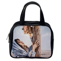 Stabat Mater Classic Handbag (One Side)