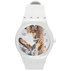 Stabat Mater Plastic Sport Watch (Medium)