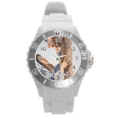 Stabat Mater Plastic Sport Watch (Large)