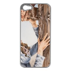 Stabat Mater Apple Iphone 5 Case (silver)