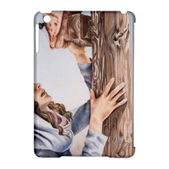Stabat Mater Apple iPad Mini Hardshell Case (Compatible with Smart Cover)