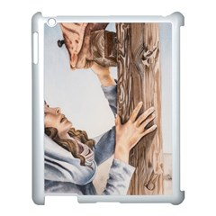 Stabat Mater Apple iPad 3/4 Case (White)