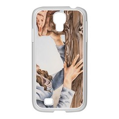 Stabat Mater Samsung GALAXY S4 I9500/ I9505 Case (White)