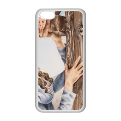 Stabat Mater Apple iPhone 5C Seamless Case (White)
