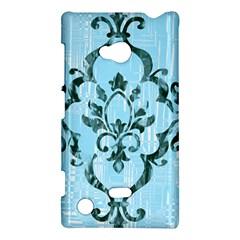 Blue Elegant Nokia Lumia 720 Hardshell Case