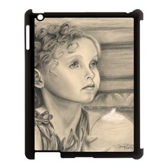 Light1 Apple Ipad 3/4 Case (black)