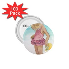 Beach Play Sm 1.75  Button (100 pack)