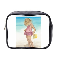 Beach Play Sm Mini Travel Toiletry Bag (Two Sides)