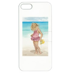 Beach Play Sm Apple Iphone 5 Hardshell Case With Stand