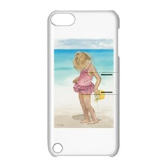Beach Play Sm Apple iPod Touch 5 Hardshell Case with Stand