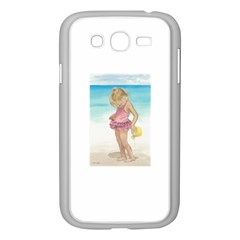 Beach Play Sm Samsung Galaxy Grand DUOS I9082 Case (White)