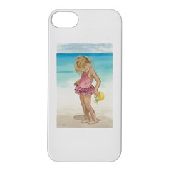 Beach Play Sm Apple iPhone 5S Hardshell Case