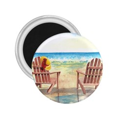 Time To Relax 2.25  Button Magnet