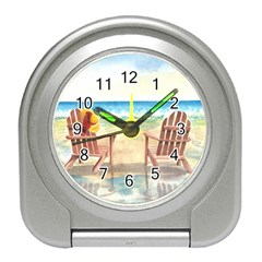 Time To Relax Desk Alarm Clock