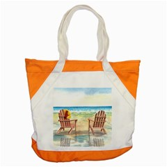 Time To Relax Accent Tote Bag