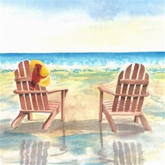 Time To Relax Canvas 12  x 12  (Unframed)