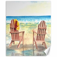 Time To Relax Canvas 16  x 20  (Unframed)
