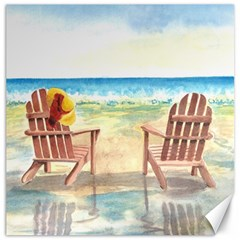 Time To Relax Canvas 20  X 20  (unframed)