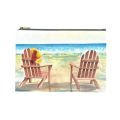 Time To Relax Cosmetic Bag (large)