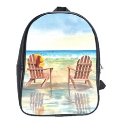 Time To Relax School Bag (Large)