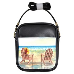 Time To Relax Girl s Sling Bag