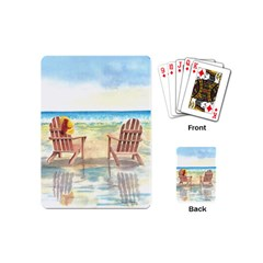 Time To Relax Playing Cards (Mini)