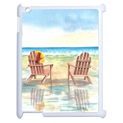 Time To Relax Apple Ipad 2 Case (white)