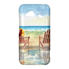 Time To Relax HTC Droid Incredible 4G LTE Hardshell Case