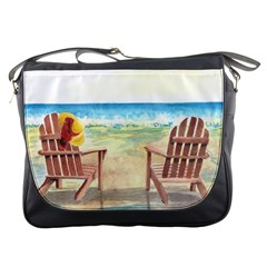 Time To Relax Messenger Bag