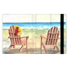 Time To Relax Apple iPad 2 Flip Case