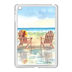 Time To Relax Apple iPad Mini Case (White)