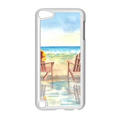 Time To Relax Apple iPod Touch 5 Case (White)