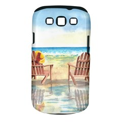 Time To Relax Samsung Galaxy S III Classic Hardshell Case (PC+Silicone)