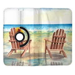 Time To Relax Samsung Galaxy Note II Flip 360 Case