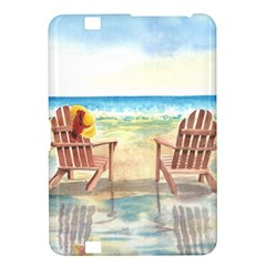 Time To Relax Kindle Fire Hd 8 9  Hardshell Case