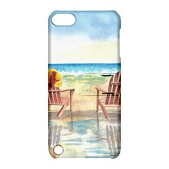 Time To Relax Apple iPod Touch 5 Hardshell Case with Stand