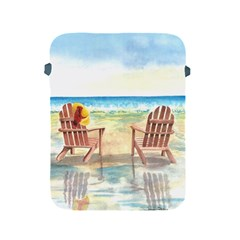 Time To Relax Apple Ipad Protective Sleeve