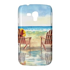 Time To Relax Samsung Galaxy Duos I8262 Hardshell Case