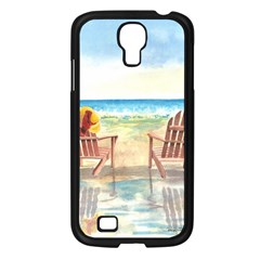 Time To Relax Samsung Galaxy S4 I9500/ I9505 Case (Black)