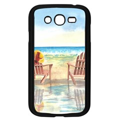 Time To Relax Samsung Galaxy Grand DUOS I9082 Case (Black)
