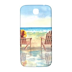 Time To Relax Samsung Galaxy S4 I9500/i9505  Hardshell Back Case