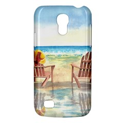 Time To Relax Samsung Galaxy S4 Mini (GT-I9190) Hardshell Case