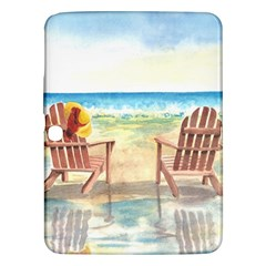 Time To Relax Samsung Galaxy Tab 3 (10.1 ) P5200 Hardshell Case